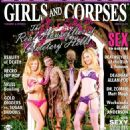 Jessica Morris on cover of Girls and Corpses - 454 x 590
