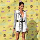 Actress Shay Mitchell attends the Teen Choice Awards 2015 at the USC Galen Center on August 16, 2015 in Los Angeles, California - 391 x 600
