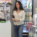 Madeleine Stowe – Out in Beverly Hills - 454 x 681