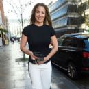 Gemma Atkinson – The Key 103 Radio Cash For Kids Charity Evening in Manchester - 454 x 682
