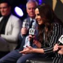 Superstar Kate del Castillo Announces Landmark Deal With Global MMA Brand Combate Americas At Press Conference In Los Angeles - 454 x 303