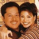 Christopher De Leon and Regine Velasquez