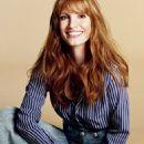 Jessica Chastain Glamour UK Cover Magazine February 2015