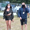 Charlotte Crosby – Concert at Outdoor Arena with boyfriend Liam Beaumont - 454 x 579