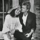 Richard Dean Anderson and Sela Ward - 400 x 400