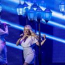 Little Mess performing at Eesti Laul SF1
