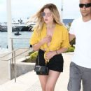 Ashley Benson – Out in Cannes, France 05/22/2017 - 454 x 681