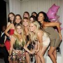Heather Hemmens-attended Ashley Tisdale's 26th Birthday party at PURE Nightclub