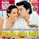 Kika Edgar, Marcelo Córdoba, La fuerza del destino - Tele Novela Magazine Cover [Spain] (26 December 2011)