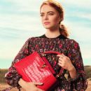 Emma Stone by Craig McDean for Louis Vuitton 2018 Collection - 454 x 556