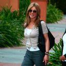 Jennifer Aniston - At Disney Studio In L.A. - January 11, 2010