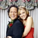 Anna Faris and Rob Schneider