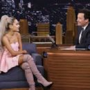 Ariana Grande – 'The Tonight Show Starring Jimmy Fallon' in NYC