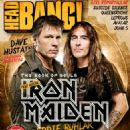 Bruce Dickinson & Steve Harris
