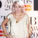 Ellie Goulding - The 2011 BRIT Awards at O2 Arena in London - 15.02.2011
