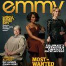 Angela Basset, Kathy Bates, Sarah Paulson - Emmy Magazine Cover [United States] (May 2015)