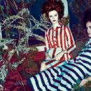 Carolyn Murphy, Karen Elson - Vogue Magazine Pictorial [United States] (January 2013)