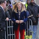 Chloe Moretz – Outside Good Morning America in NYC - 454 x 683