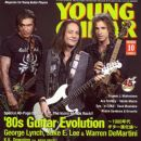 Warren Demartini, Jake E. Lee - Young Guitar Magazine Cover [Japan] (October 2014)