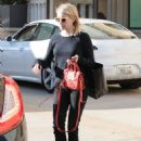 Emma Roberts and Lea Michele – Shopping at Barneys New York in Beverly Hills 1/6/ 2017 - 454 x 619