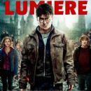 Rupert Grint, Daniel Radcliffe, Emma Watson - Lumiere Magazine Cover [Russia] (July 2011)