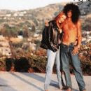 Renee Suran and Slash - 454 x 267