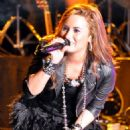 Demi Lovato - Performs Live In Concert At The Amway Center In Daytona Beach, 2010-09-05