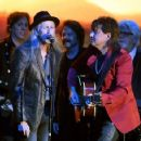 Musicians John McFee, Patrick Simmons, Tom Johnston, Richie Sambora and Michael McDonald perform onstage at the 32nd Annual ASCAP Pop Music Awards at the Loews Hollywood Hotel on April 29, 2015 in Los Angeles, California.