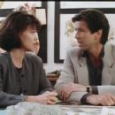 Pierce Brosnan and Sally Field