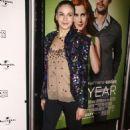 Jennifer Missoni - Leap Year Premiere In NY - 2010-01-06