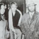 Al Jardine and Lynda Sperry With Mike Love - 454 x 413