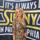 Jessica Collins – 'It's Always Sunny In Philadelphia' Premiere in Hollywood - 454 x 301
