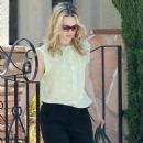 Rachel McAdams stepping out for a shopping session in Los Angeles (August 8)