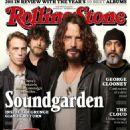 Ben Shepherd, Chris Cornell, Matt Cameron - Rolling Stone Magazine Cover [Australia] (February 2012)
