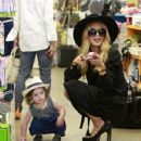 Rachel Zoe: shop at the All Saints boutique in Beverly Hills