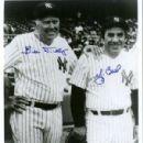 Bill Dickey With Yogi Berra