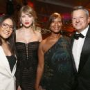 Taylor Swift : Golden Globes After Party