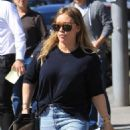 Hilary Duff – Leaves Il Pastaio in LA - 454 x 681
