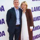 Jemma Redgrave – LAMDA Center for Drama Training Opening Gala in London