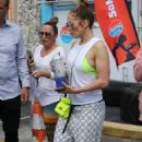 Jennifer Lopez – Leaves the gym in Miami