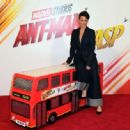 Evangeline Lilly – 'Ant-Man and the Wasp' Photocall in London - 454 x 334