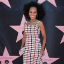 Kerry Washington – Eva Longoria Hollywood Walk Of Fame Ceremony in Beverly Hills