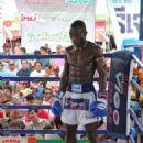 Ugandan male kickboxers