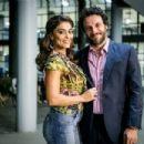 Juliana Paes and Rodrigo Lombardi in A Força do Querer (2017) - 454 x 303