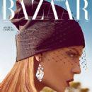 Angela Lindvall - Harper's Bazaar Magazine Pictorial [Turkey] (May 2012)