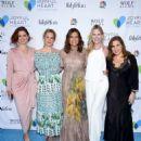 Mariska Hargitay and Debra Messing – 2017 Joyful Revolution Gala in NY