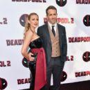 Ryan Reynolds and Blake Lively :  'Deadpool 2' New York Screening