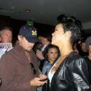 Leonardo DiCaprio and Rihanna - 454 x 341