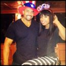 David Otunga and Jennifer Hudson - 454 x 452