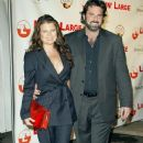 Yasmine Bleeth and Paul Cerrito, Jr.